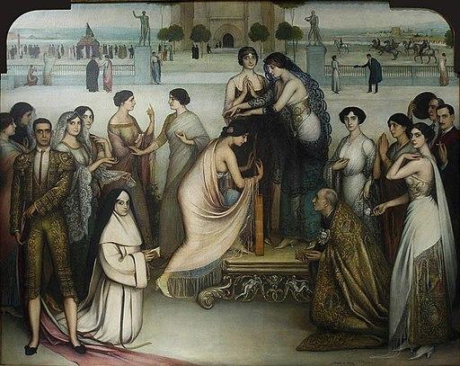La Consagración de la Copla. 1912. Fundación PRASA