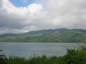 Le lac Arenal, au Costa Rica