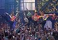 Lady Gaga performing Edge of Glory.jpg