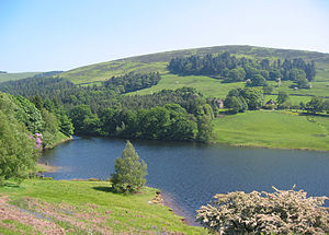 Berlie Doherty - Ladybower Reservoir, inspiration for Deep Secret