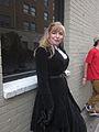 Lafayette Steampunk Fest 2012 Lady in Black.JPG