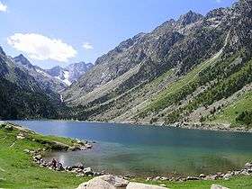 Image illustrative de l'article Lac de Gaube
