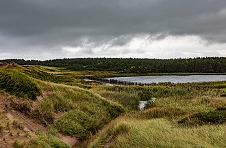Prince Edward Island National Park - Image: Lake of Shining Waters Prince Edward Island National Park (22492133101)