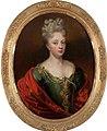 Lancelot Volders - Oval portrait of Tjallinga Aedonia van Eysinga.jpg