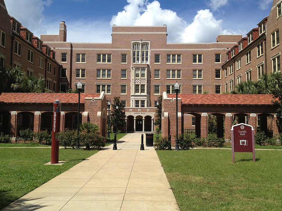Landis Hall FSU 2013-09-05 16-16