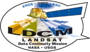 Landsat 8 LDCM Mission Patch.png
