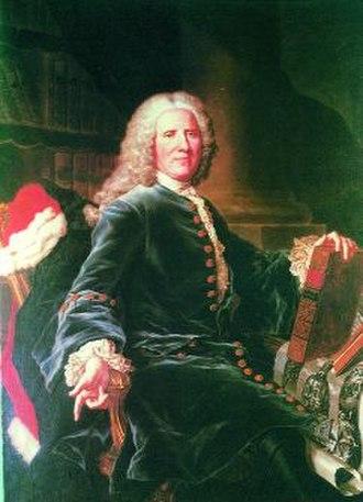 François Gigot de la Peyronie - François Gigot de la Peyronie