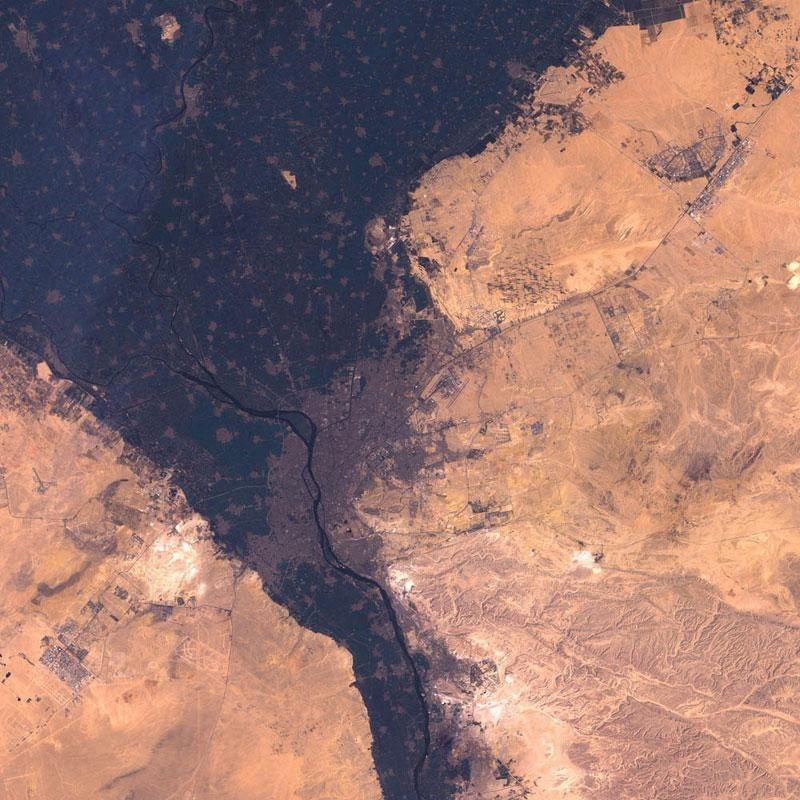 Large Cairo Landsat