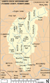 Larrys Creek Watershed Map.PNG