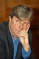 Lars Ohly (V) under presskonferens vid Nordiska radets session i Stockholm.jpg