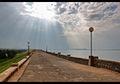 Late afternoon on Vaigai River Tamil Nadu.jpg