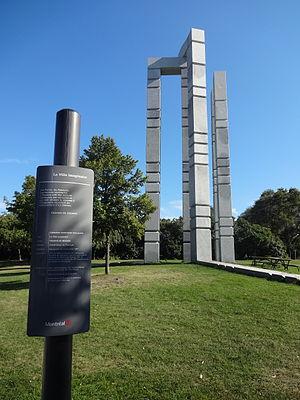Parc Jean-Drapeau - Image: Lavilleimaginaire