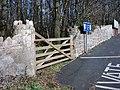 Lay-by Kennels Road, Hillhead - geograph.org.uk - 369627.jpg