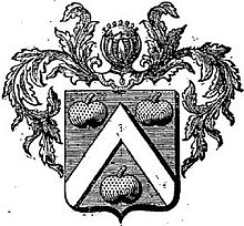 Lazare-307-Pommereu-coat of arms.jpg