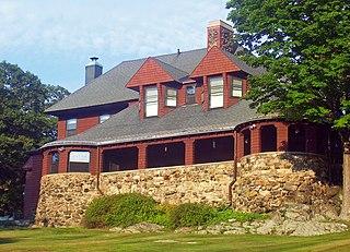 LeDoux/Healey House United States historic place