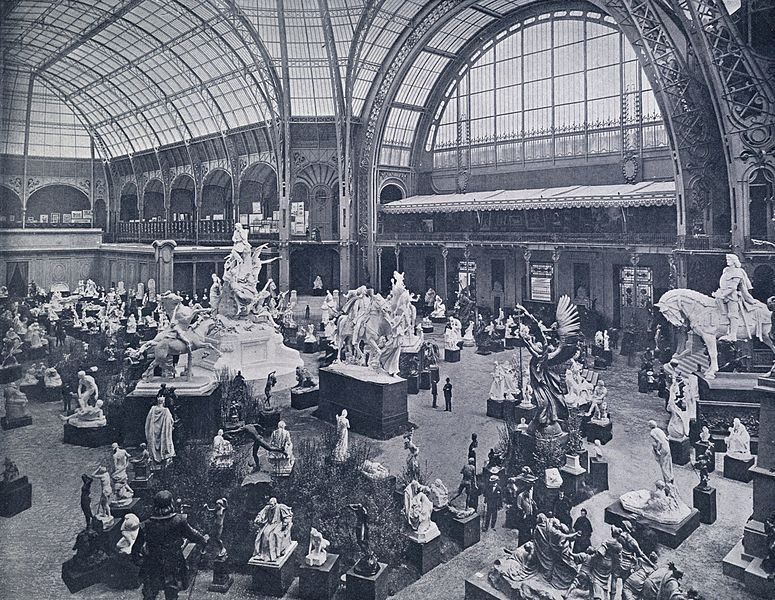 File le grand palais l 39 exposition de wikimedia commons - Grand palais expo horaires ...