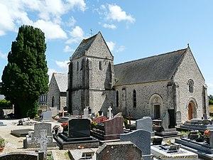 L'église Saint-Pierre du Ham