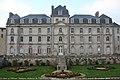 Le Jour ni l'Heure 4958 - Vannes, Morbihan, château de l'Hermine, en fait hôtel Lagorce, 1785-1790, surélevé en 1854, mardi 28 octobre 2014, 17-55-34.jpg