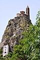 Le Puy en Velay - Rocher St Michel.JPG