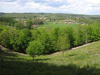 Le Change Part of Bassillac et Auberoche in Nouvelle-Aquitaine, France