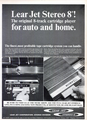 Lear Jet Stereo 8 advertisement.png