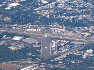 Lee Gilmer Memorial Airport
