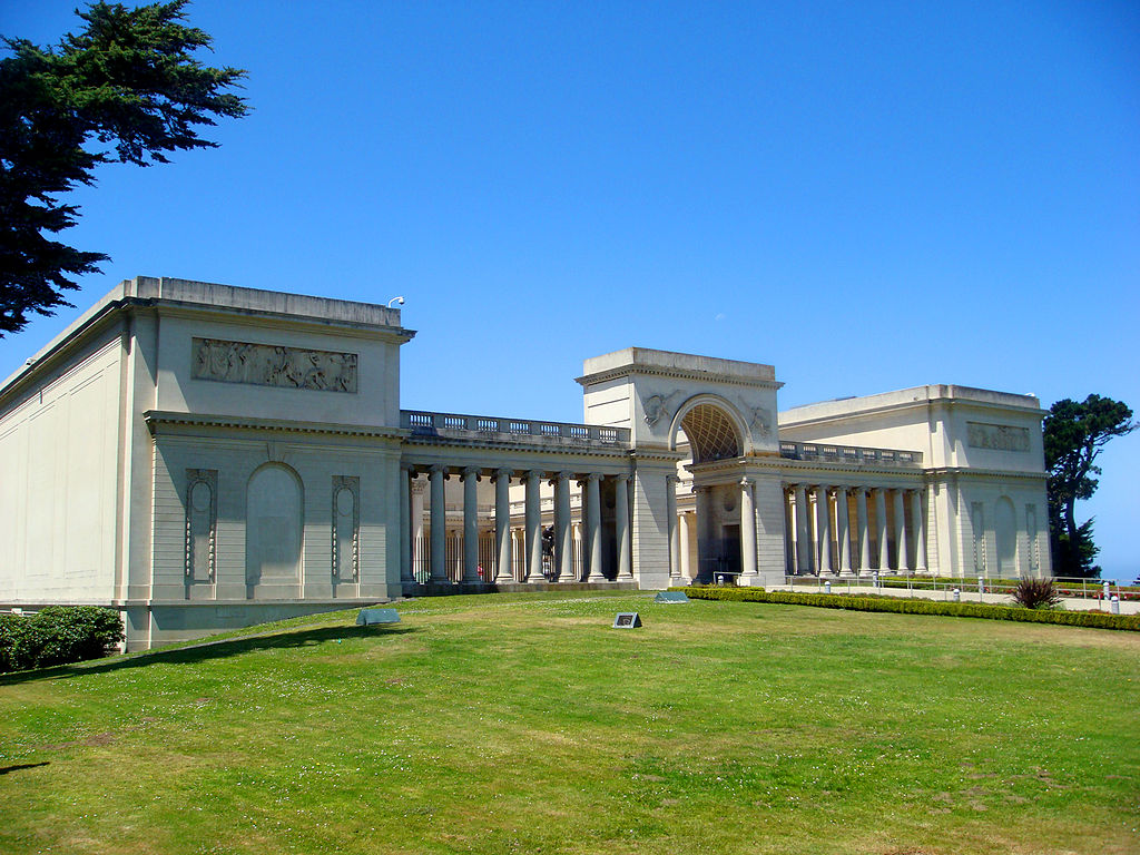 Legion of Honor, San Francisco