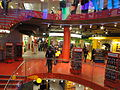 Leicester Square M&M's World interior in March 2012 5.JPG
