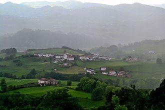 Lekaroz - Image: Lekarotz. Euskal Herria