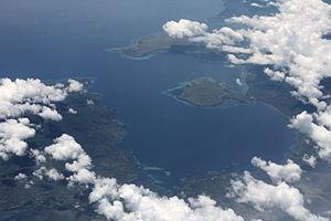 Lembata - Teluk Waienga - protected bay of Lembata island
