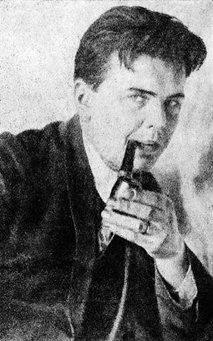 Leonid Leonov - Photograph circa 1929
