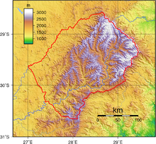 Outline of Lesotho Wikipedia