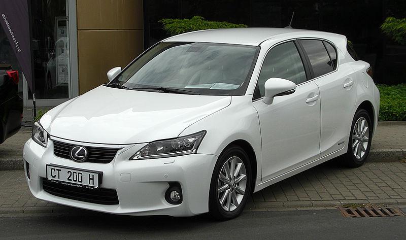 Lexus Used Car Interest Rates