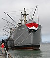 Liberty Ship Jeremiah O'Brien 2 (15408540180).jpg