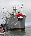 Liberty Ship Jeremiah O'Brien 2 (15408540180).jpg