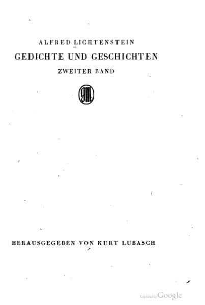 File:Lichtenstein Gedichte und Geschichten 2.djvu