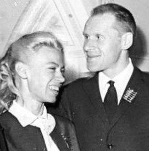 Oleg Protopopov - Belousova and Protopopov in 1966