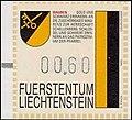 Liechtenstein 1995 variable value stamp Mi 09 Mauren 00.60.jpg
