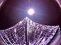 LightSail 1 with deployed solar sail.jpg