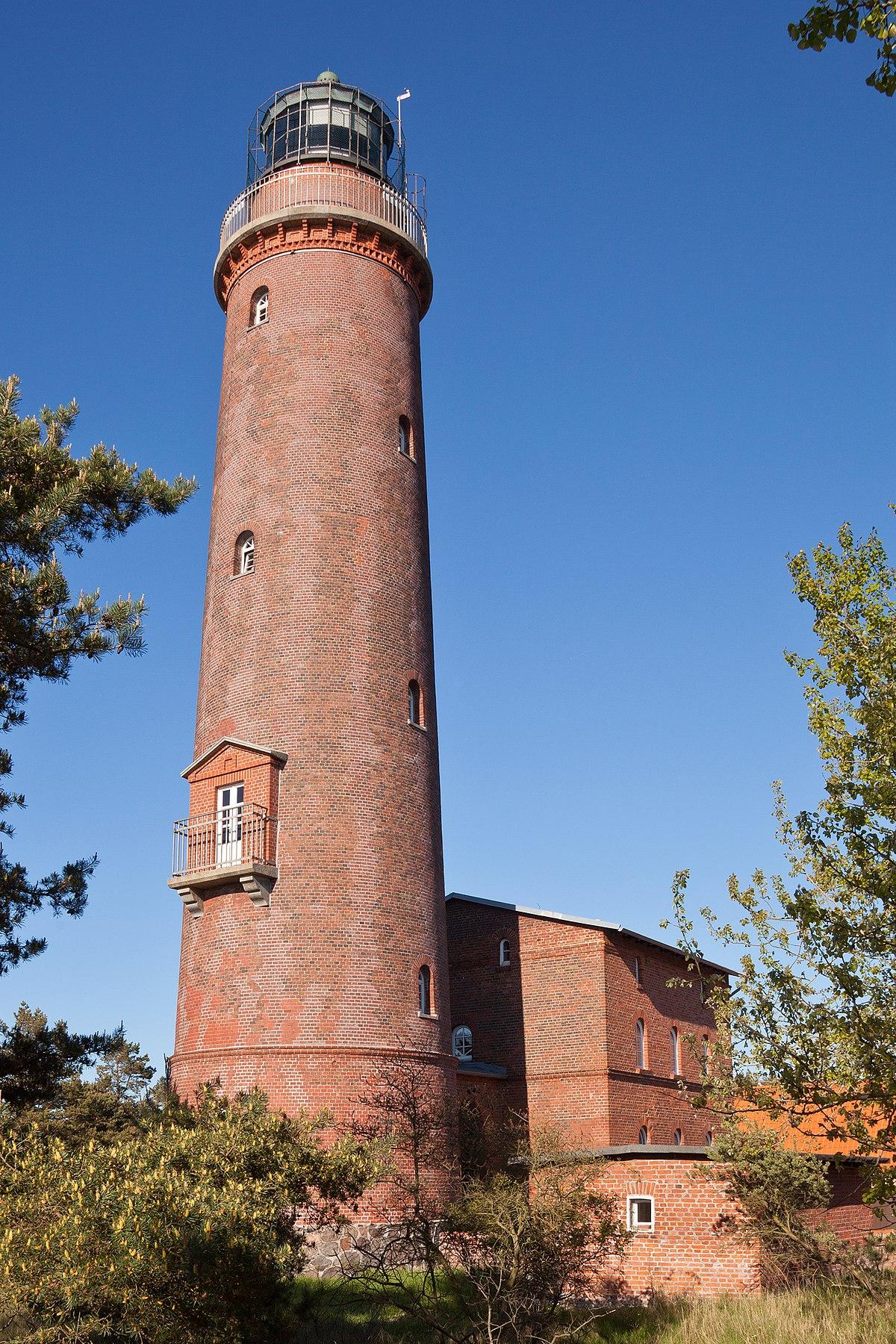 Leuchtturm Darßer Ort – Wikipedia