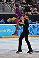 Lillehammer 2016 - Figure Skating Pairs Short Program - Anna Duskova and Martin Bidar 4.jpg