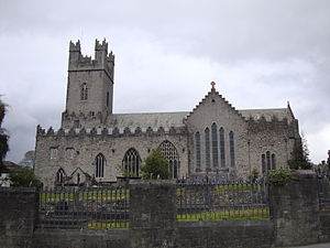 Bishop of Limerick - St Mary's Cathedral, Limerick, the episcopal seat of the pre-Reformation and Church of Ireland bishops.