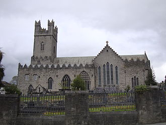 Domnall Mór Ua Briain - The Cathedral of Saint Mary Blessed Virgin, Limerick, founded by Donall O'Brien and also where he is buried.