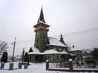 Lipnica Mała Village in Lesser Poland Voivodeship, Poland