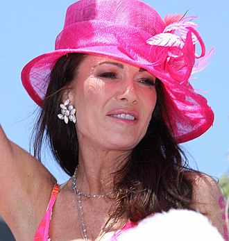 Lisa Vanderpump - Vanderpump at the 2013 West Hollywood Pride Parade