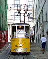 Lisboa (P), 2011, Ascensor da Bica stazione superiore. (6041276944).jpg