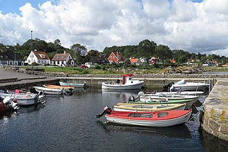 Listed, Bornholm - Image: Listed 6