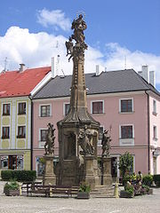 Maria column (Litovel)