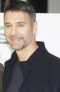 Raoul Bova Italian actor