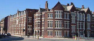 Liverpool John Moores University - Liverpool Business School